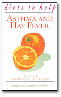 diets to help asthma and hay fever